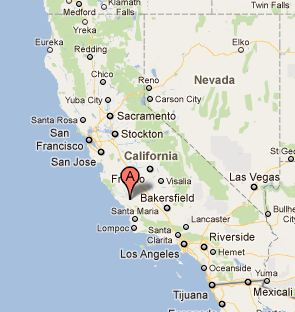 san luis obispo wineries map with Paso Robles Weekend Trip on Osaka Map Tourist Attractions likewise Surf The Swells Of Slo 2 further 562318 together with Hearstcastle in addition Map Southern California.