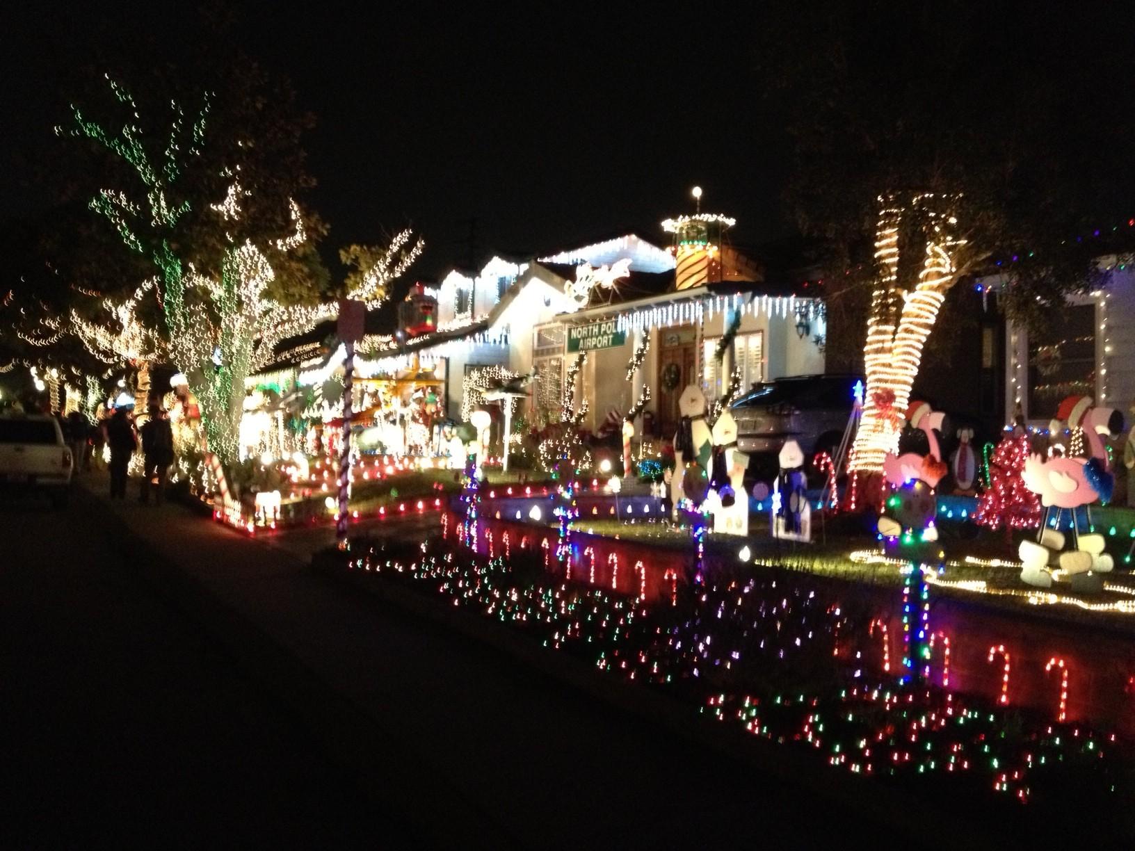 Christmas at Candy Cane Lane – El Segundo | Jimmy Kinmartin, CPCU