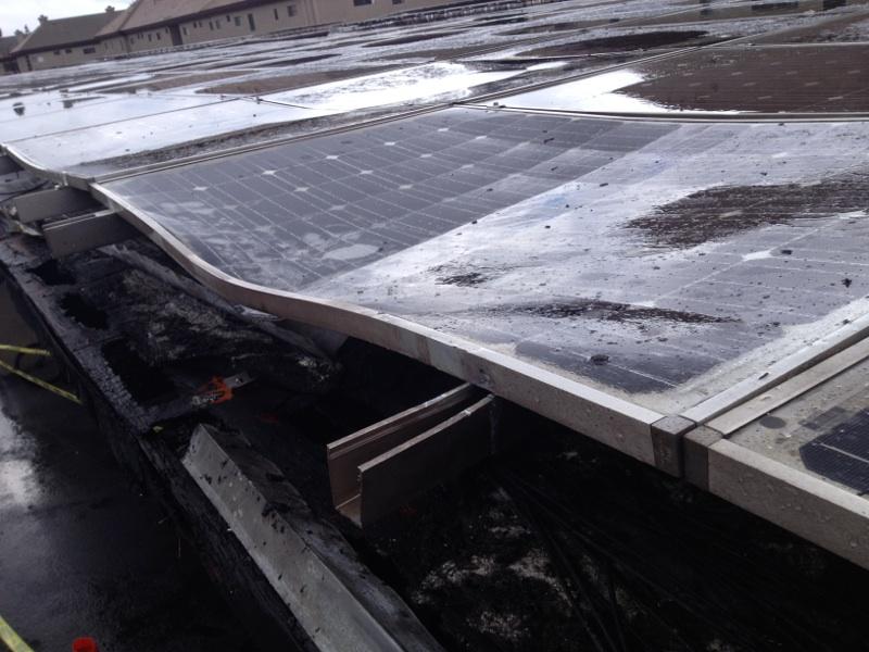 Solar Panel Fire Insurance Jim Kinmartin Cpcu