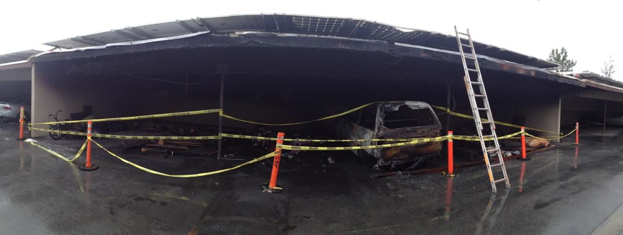 Solar Panel Fire Insurance Jimmy Kinmartin Cpcu