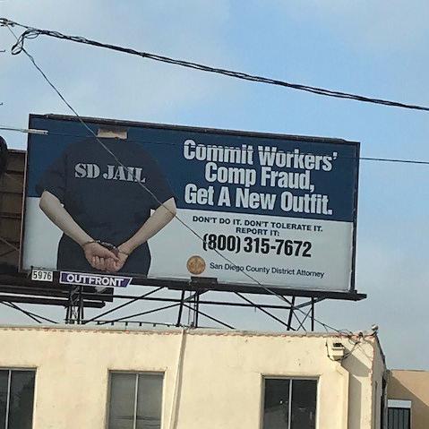 Work Comp Fraud